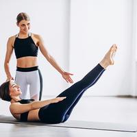 Курс: инструктор по йоге