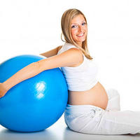 """Инструктор групповых программ. Направление """"Фитнес для беременных"""""""