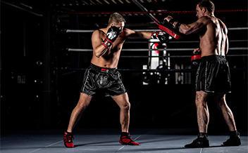 Курс: тренер по тайскому боксу