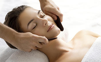 Курс: йога для лица + массаж Гуа Ша для лица