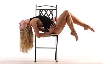 Курс: strip chair dance (стрип пластика со стулом)
