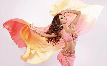Курс: инструктор групповых программ. Направление: Belly Dance (восточный танец живота)
