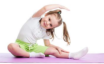 Курс: детская йога